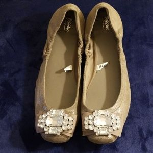 Bling Ballerina Shoe